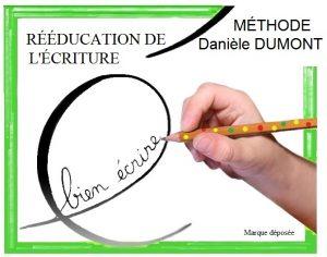 Logo Cours Daniele Dumont Reeducatrice Geste de l'Ecriture